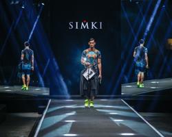 香港仙崎集团旗下高端内衣品牌SIMKI发布会&服饰大片