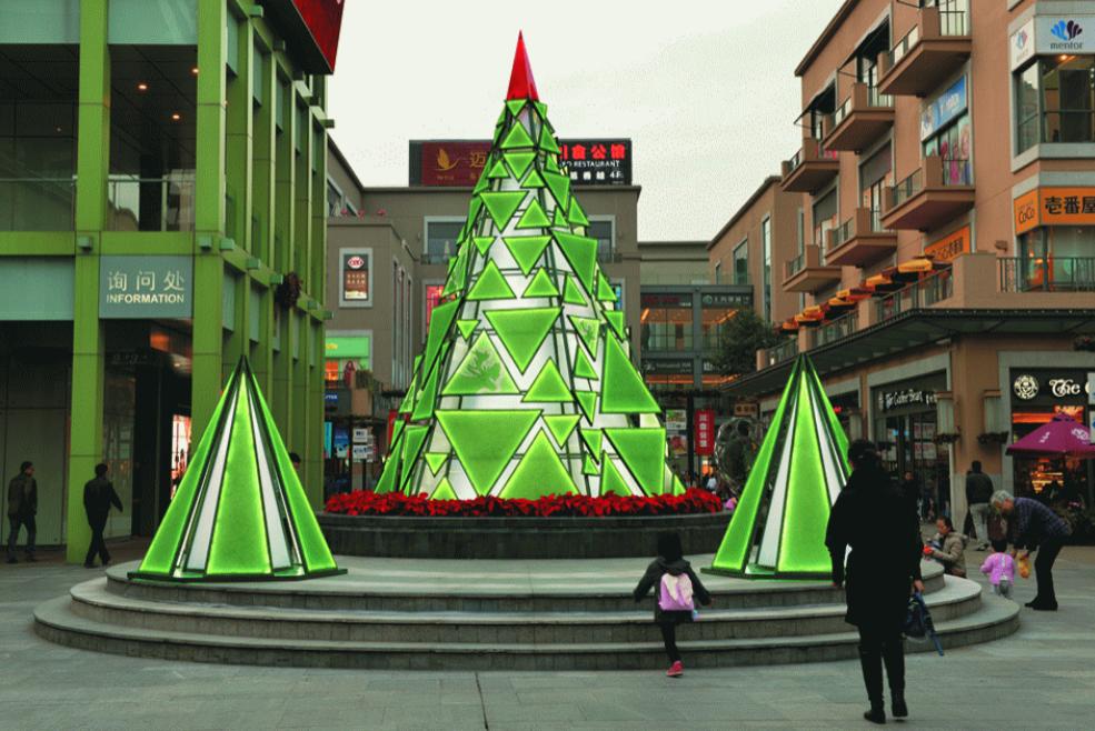 上海左学品牌策划-美陈设计