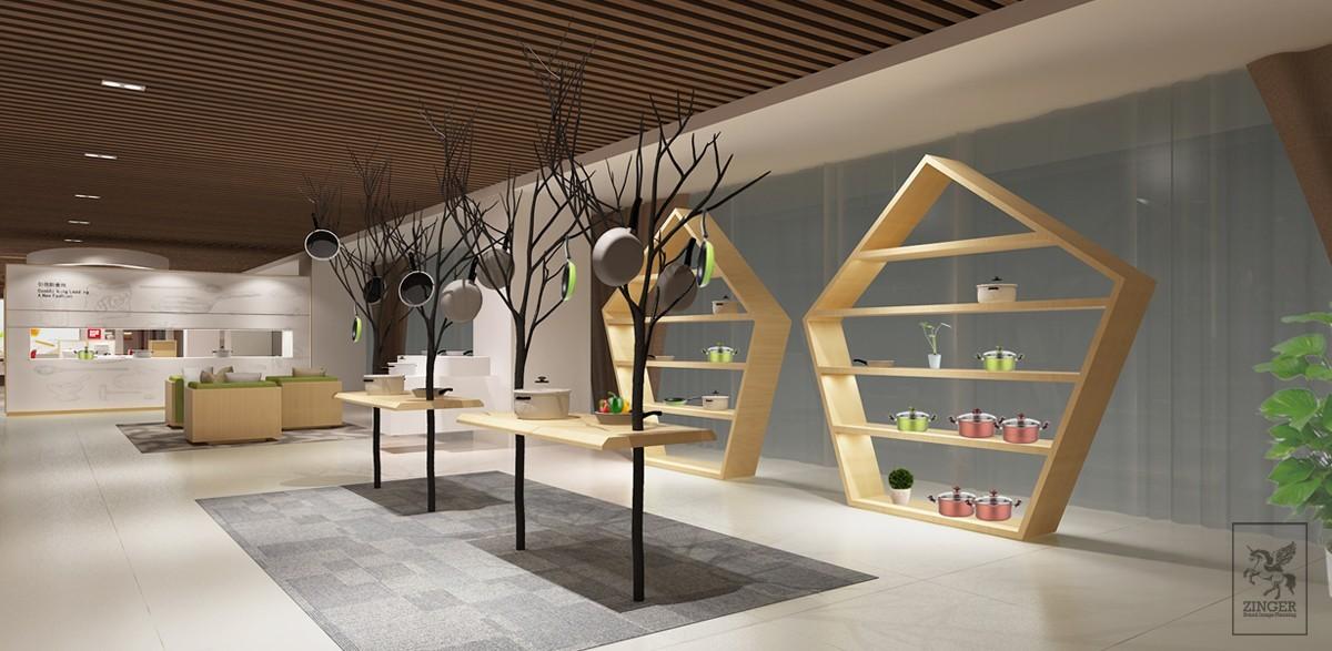 展厅设计 空间设计