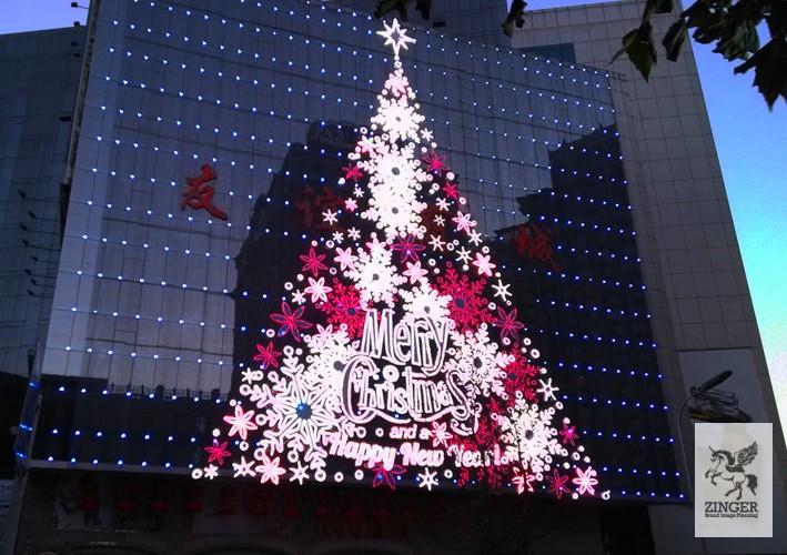 空间设计-展厅设计导视设计-品牌设计-上海美陈设计公司-商场装饰-左学品牌策划5