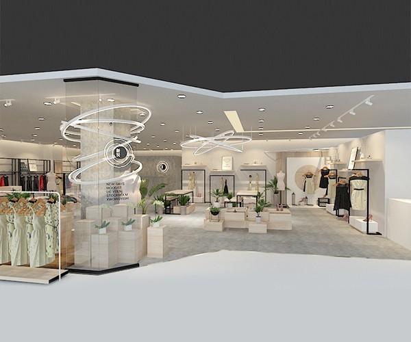上海专卖店铺设计装修施工公司_上海左学品牌策划有限公司2