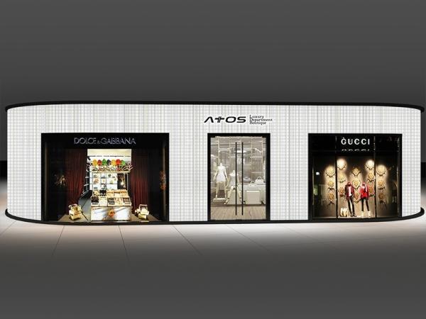 上海静安店设计、施工